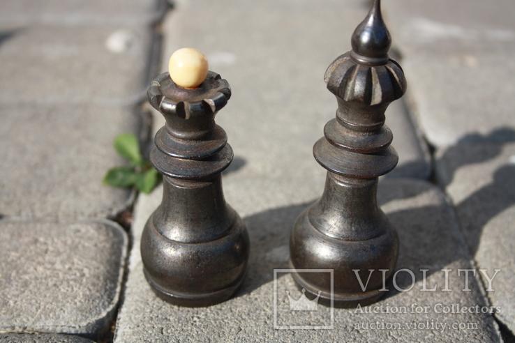 Шахматные фигурки. Слоновая кость., фото №12