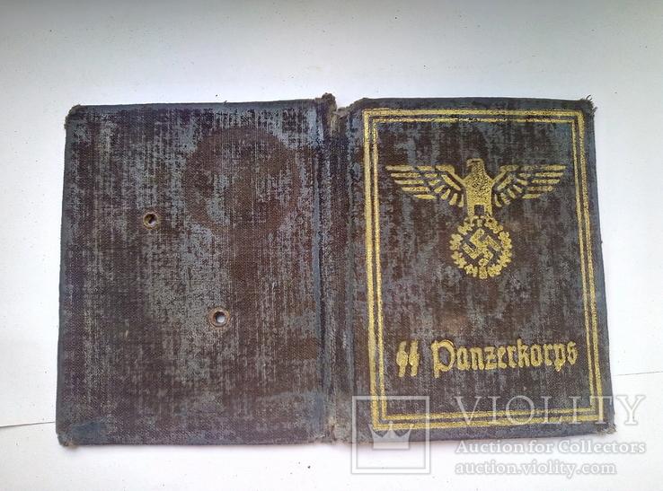 Копия. удостоверение. 3 рейх. мега лот. 11 шт, фото №9
