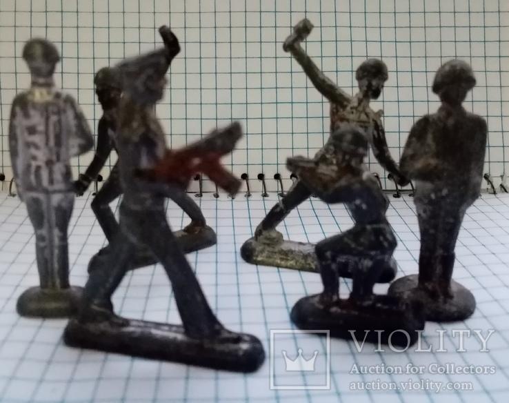 Оловянные солдатики, фото №7