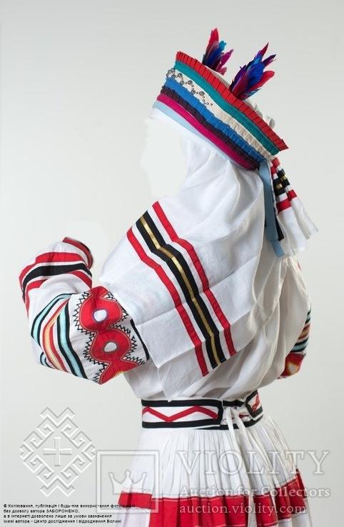 Обрядове вбрання весільної ''свашки'' копія, фото №3