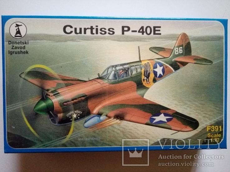 Curtiss P-40E ДЗИ, фото №2