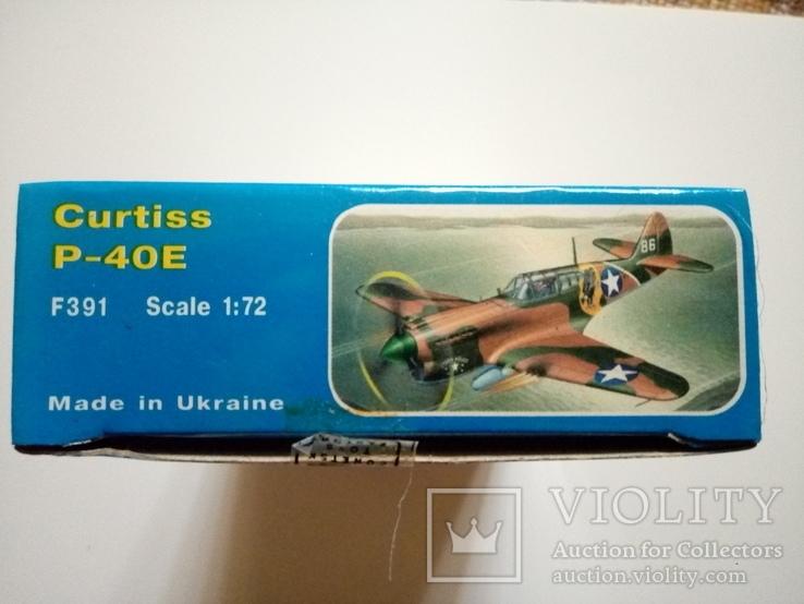 Curtiss P-40E ДЗИ, фото №5