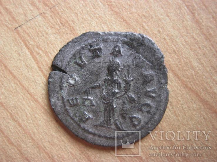 Антонініан,  Макріанус,  260-261гг., фото №4