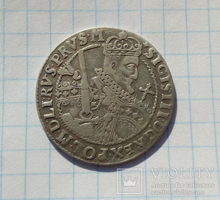 Орт Сігізмунда 1622року