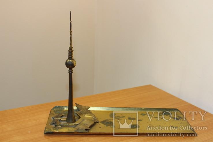 Берлинская телебашня, фото №2