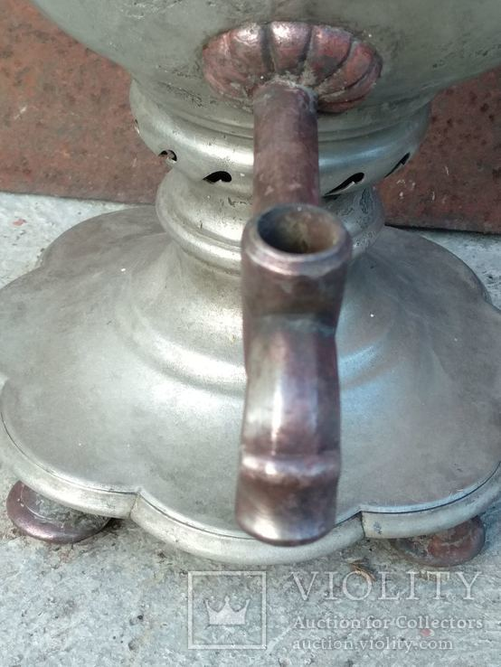 Яйцевидный самовар, фото №9