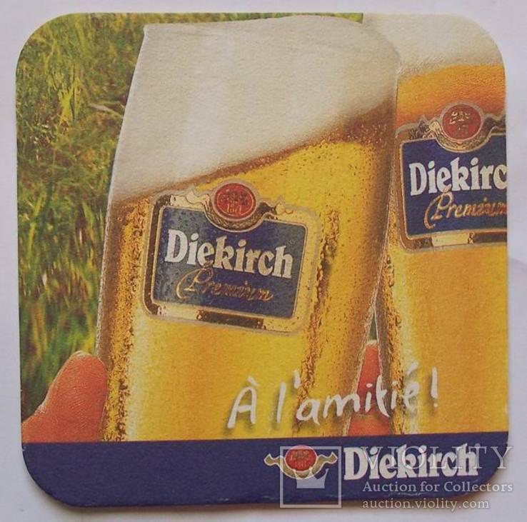 Бирдекель  Diekirch Premium, Люксембург.