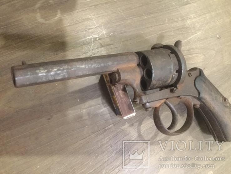 9 мм револьвер системы Лефоше, фото №5