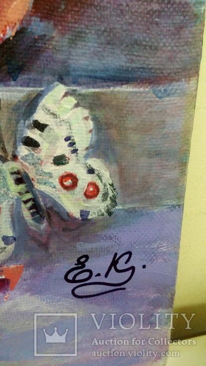Подписной натюрморт., фото №6