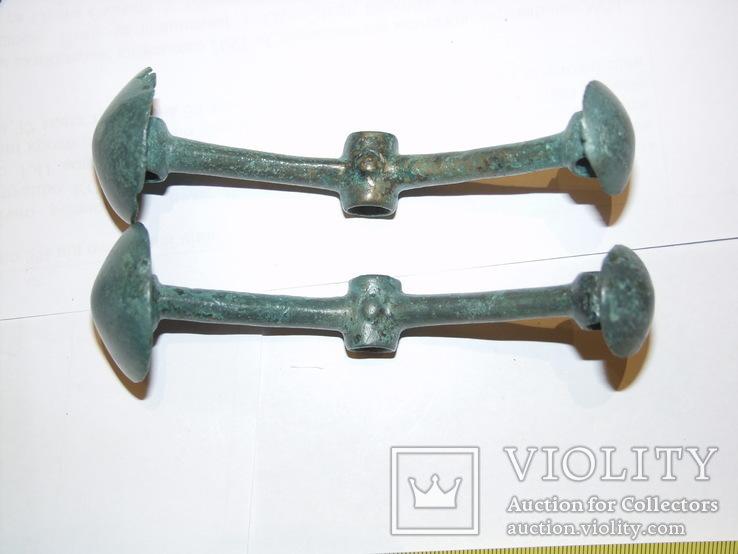 Комплекс узды венгерского типа, фото №7