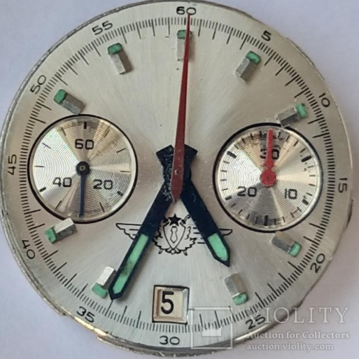 Механизм на хронограф Полет