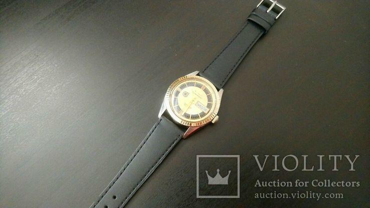 Часы 1974 Bulova Oceanographer 333, фото №3
