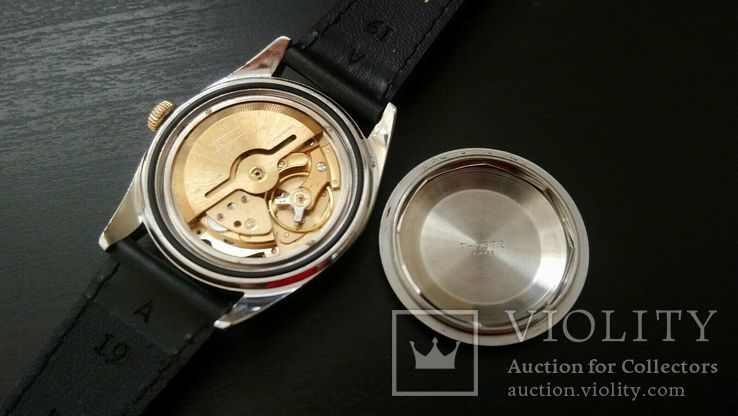 Часы 1974 Bulova Oceanographer 333, фото №6