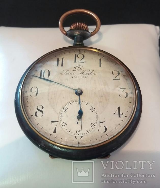 Швейцарские часы Saint Martin.