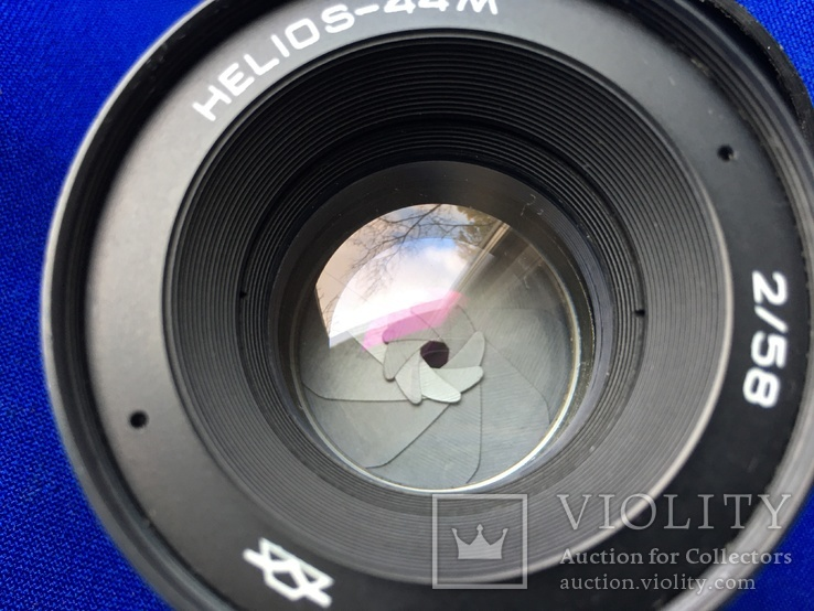 Гелиос-44м, фото №9
