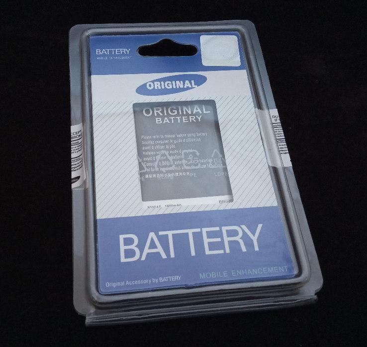 Аккумулятор Samsung B500AE, i9190, i9192, i9195 Galaxy S4 Mini, J110 Galaxy J1 Ace