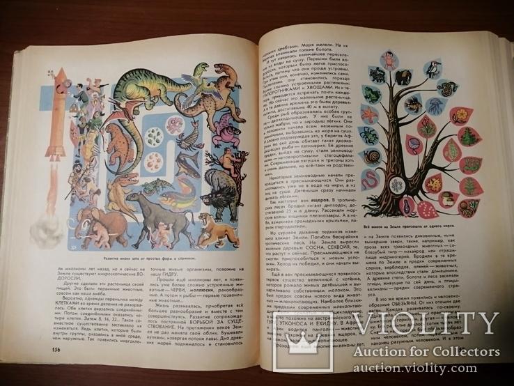 Детская энциклопедия в двух томах, фото №7