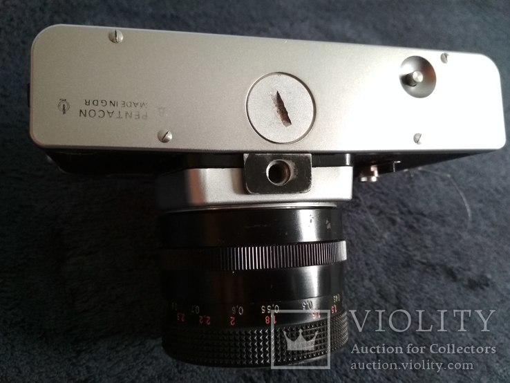 Фотоаппарат PRAKTIKA с объективом, фото №7