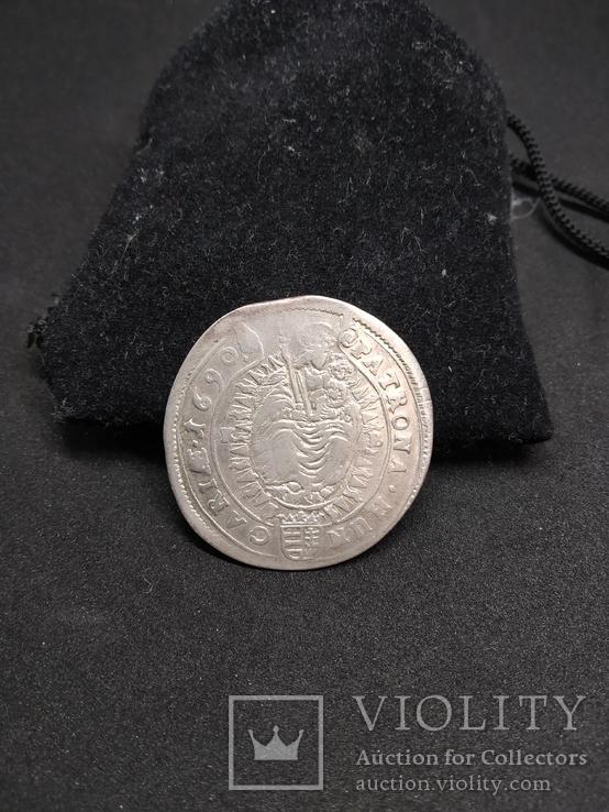 15 крейцерів 1690, фото №3
