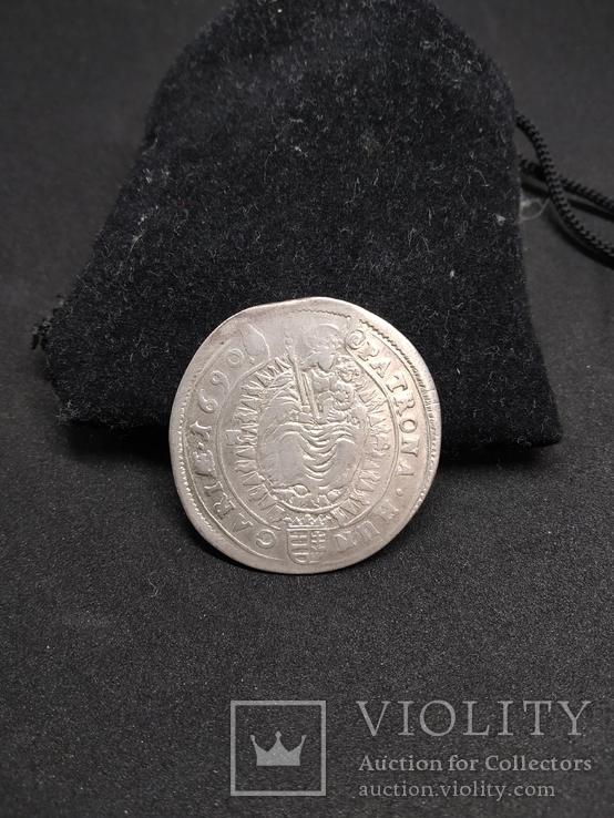 15 крейцерів 1690, фото №4