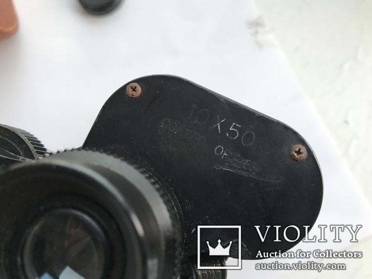 Бінокль Power 10*50 + Кофр, фото №12