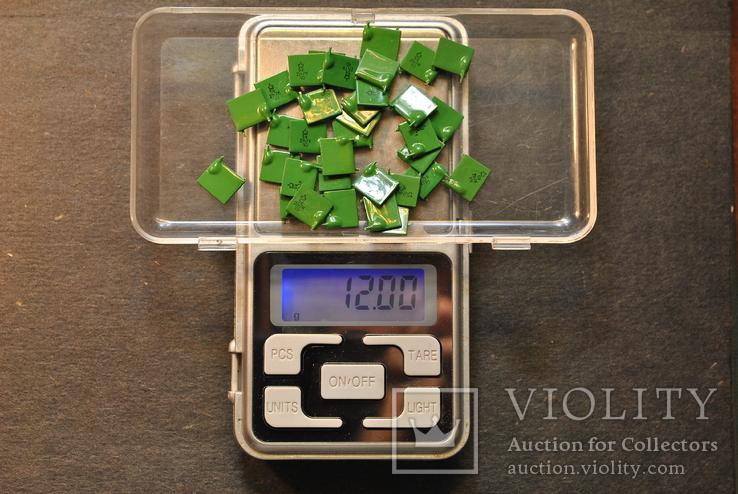 Конденсаторы КМ 5v и др. общий вес около 60 грамм., фото №4