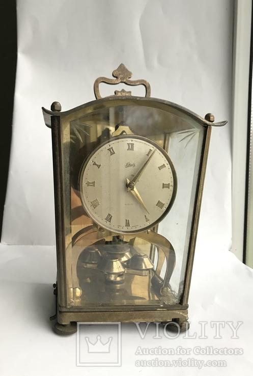 400 дневные механические часы от Schatz