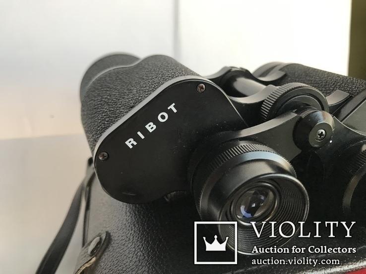 Бінокль Ribot 12*50 Coated Optics + Кофр, фото №7