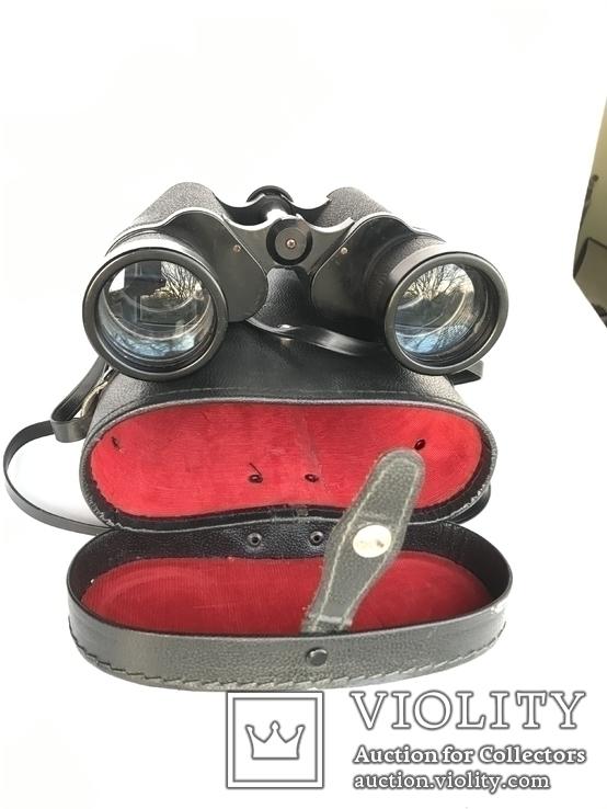 Бінокль Ribot 12*50 Coated Optics + Кофр, фото №9