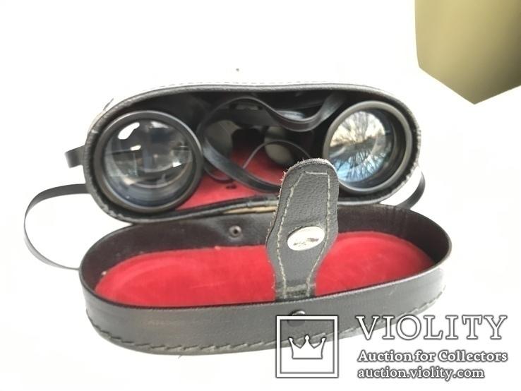 Бінокль Ribot 12*50 Coated Optics + Кофр, фото №12