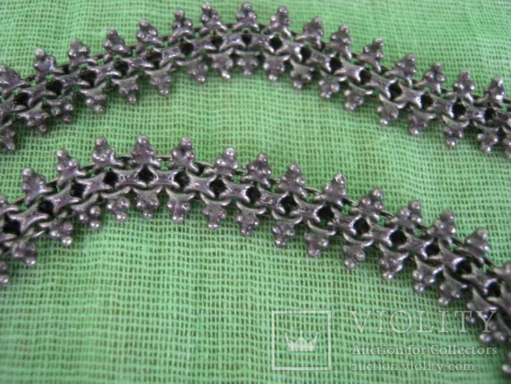 Цепочка серебро 925 ( 27 гр. ) Украина, фото №6