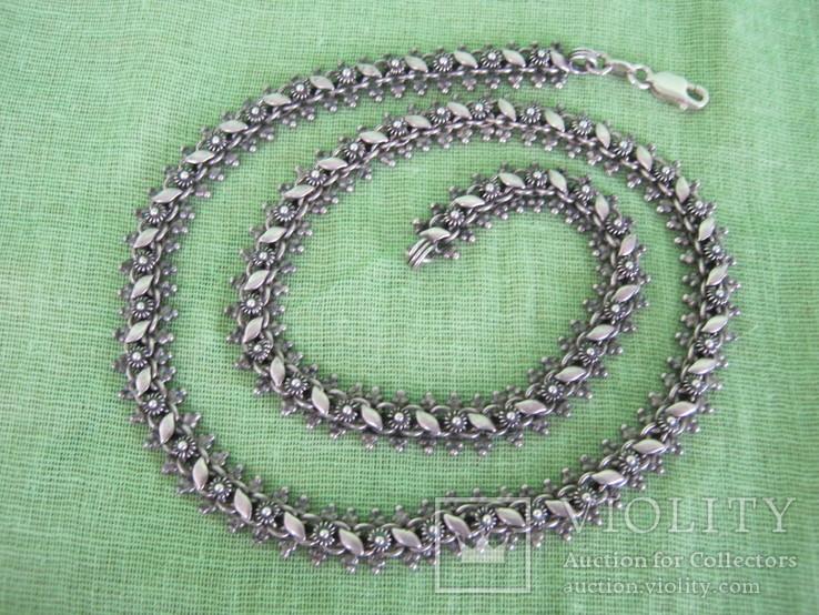 Цепочка серебро 925 ( 27 гр. ) Украина, фото №7