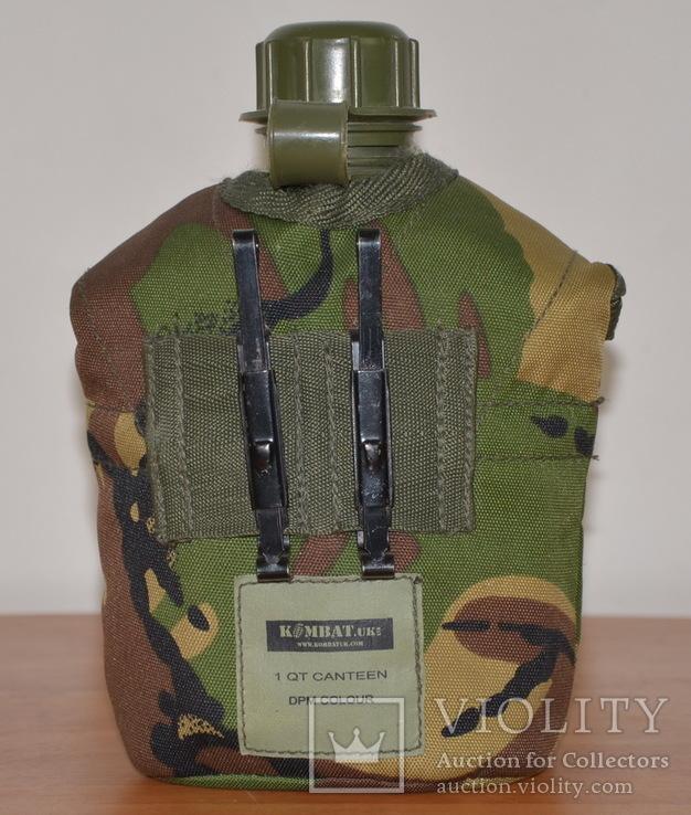 Фляга с казанком фирмы Combat (Англия) Новая., фото №4