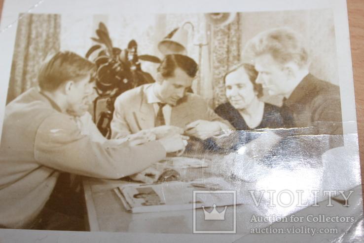 Фото 1961 год Киев  В квартире Лобановского, фото №3