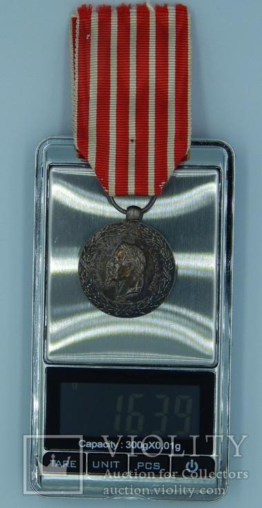 Фрация. Медаль Итальянской кампании 1859 г. Barre., фото №7