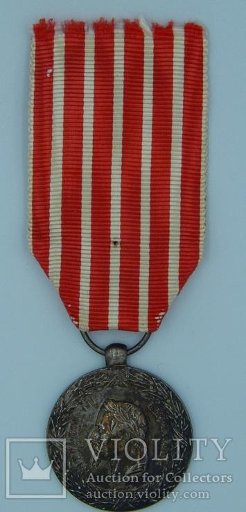 Фрация. Медаль Итальянской кампании 1859 г. Barre., фото №9