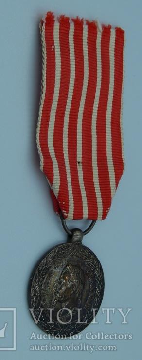 Фрация. Медаль Итальянской кампании 1859 г. Barre., фото №10