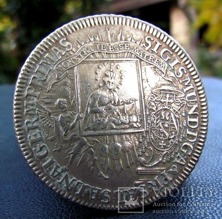 Талер 1754 р. Зальцбург, фото №6