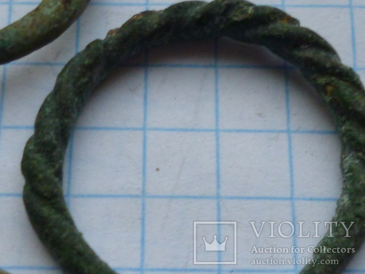 Псевдовитые кольца КР, фото №5