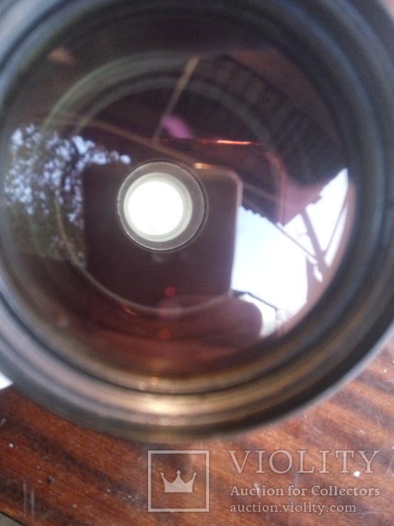 Объектив фс-2  (4.5/300) с светофильтром, фото №7