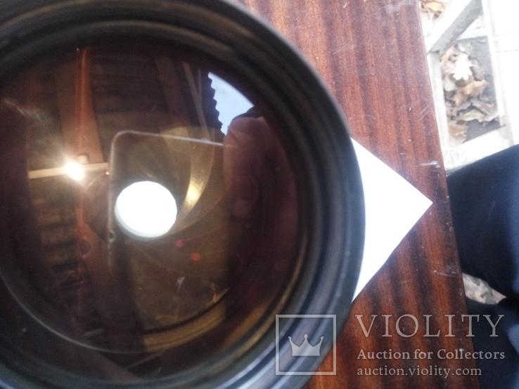 Объектив фс-2  (4.5/300) с светофильтром, фото №12