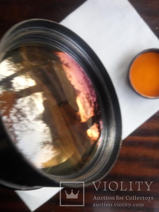 Объектив фс-2  (4.5/300) с светофильтром, фото №14