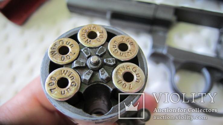 Револьвер WG для страйкобола., фото №7