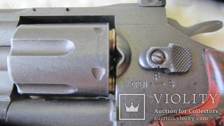 Револьвер WG для страйкобола., фото №9