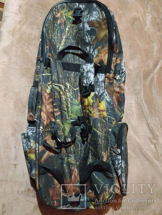 Рюкзак для металлоискателя. Почти НОВЫЙ. Без резерва., фото №3