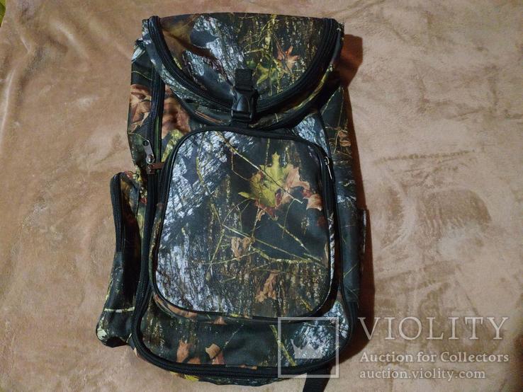 Рюкзак для металлоискателя. Почти НОВЫЙ. Без резерва., фото №5
