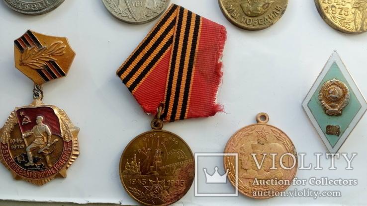 Награды ветерана милиции, фото №5