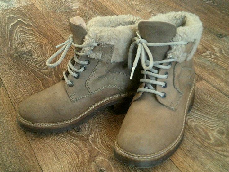 Landrover - фирменные ботинки разм. 40, фото №3