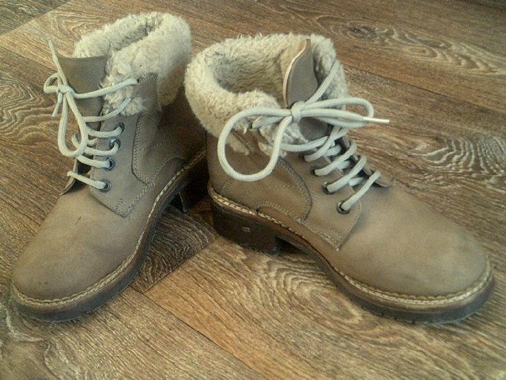 Landrover - фирменные ботинки разм. 40