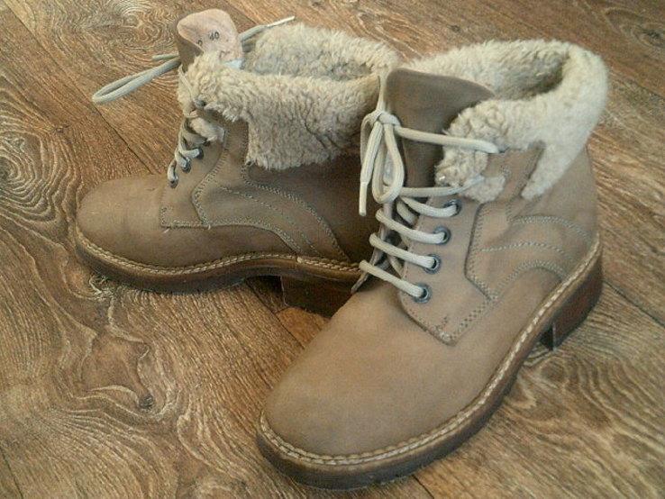 Landrover - фирменные ботинки разм. 40, фото №4